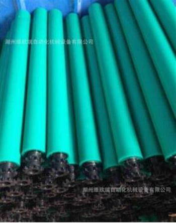 橡胶聚氨酯辊筒的成长历程