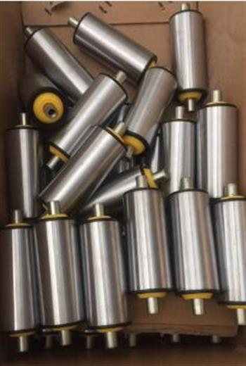 镀锌辊筒为什么可以提高输送效率